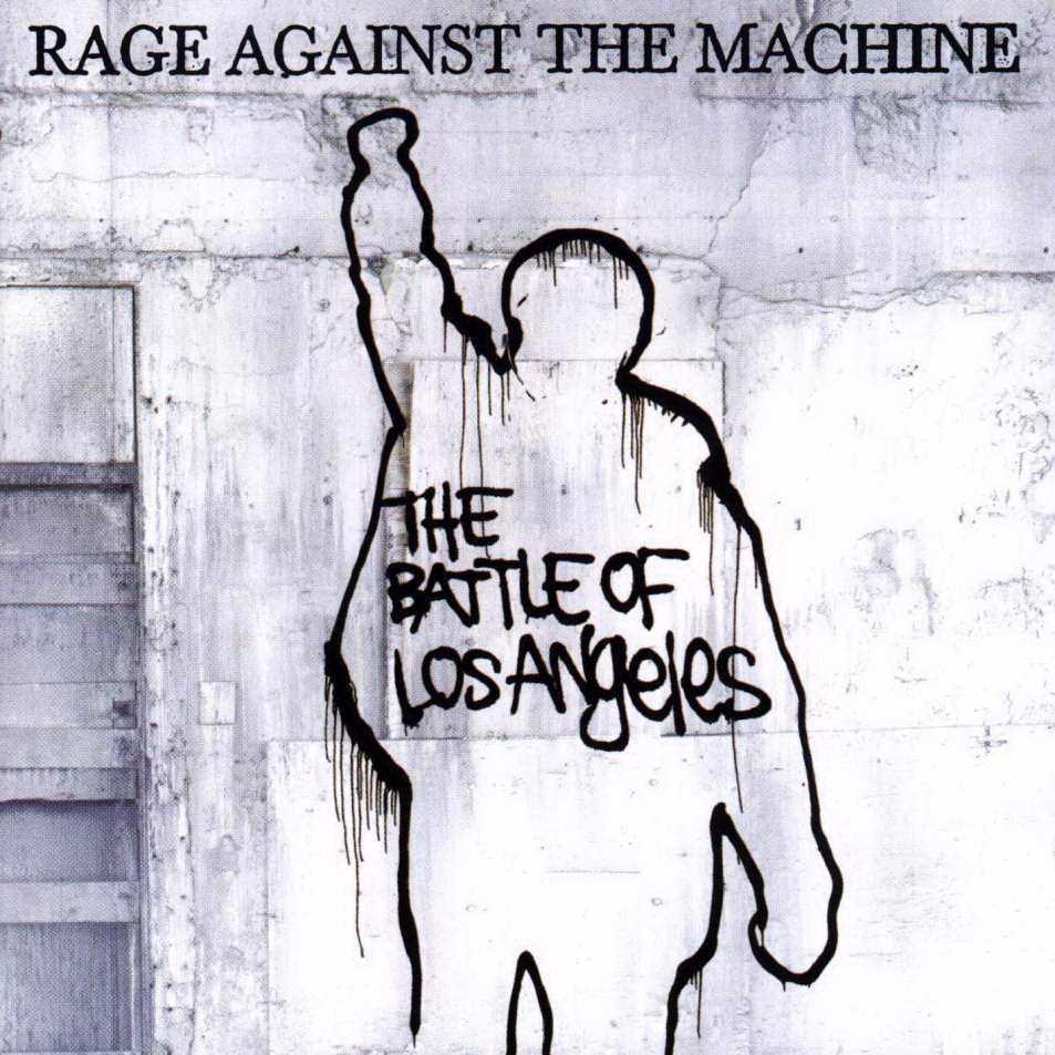 rage against the machine albums