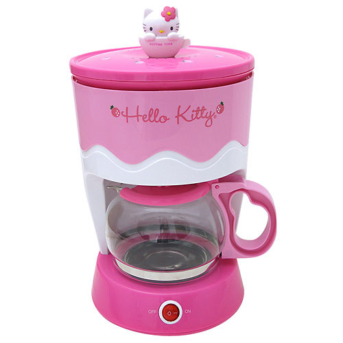 Hello Kitty Which One Of These Household Items Do You Want