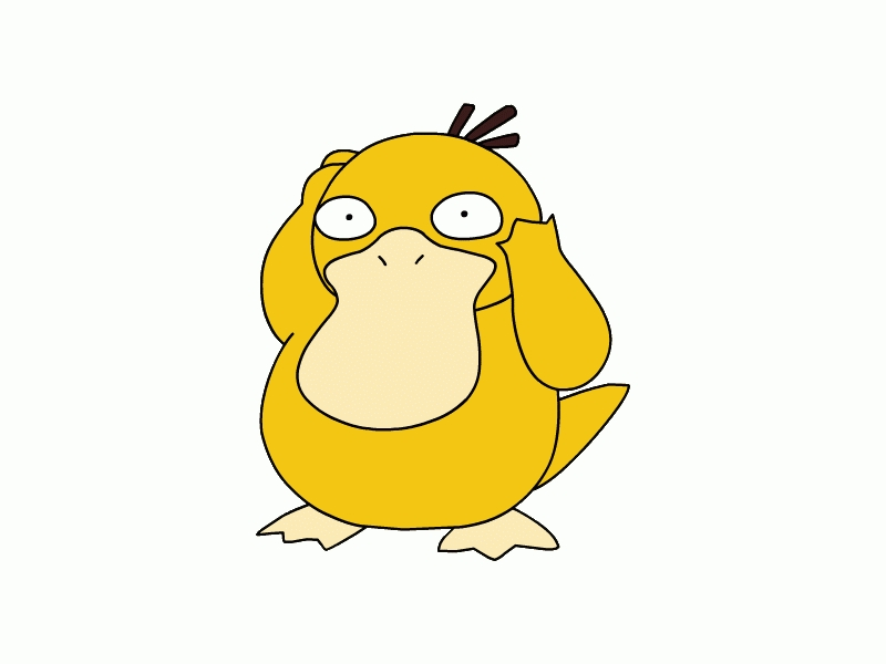 pokemon psyduck wallpaper 1920x1080 - photo #39