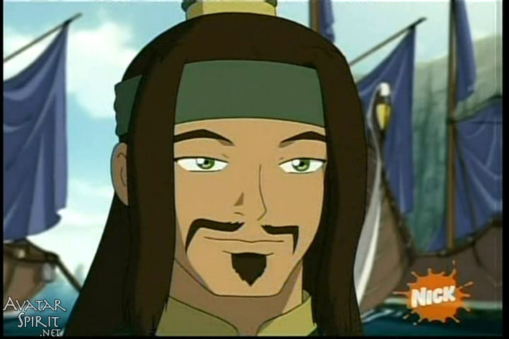 How Do You Prefer Harus Facial Hair Avatar The Last Airbender