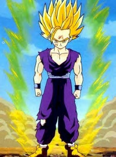 dragon ball z super saiyan goten. pictures Ultra Super Saiyan (USSJ) dragon ball z super saiyan goten.