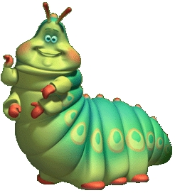 Heimlich A Bugs Life Characters