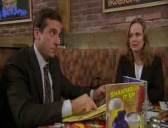 The Office Which of Michael You Are Awesome Gif The Office