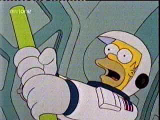 the simpsons astronaut - photo #18
