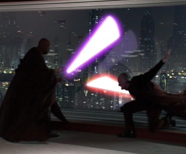 What's the greatest lightsaber duel in a Star Wars film ...