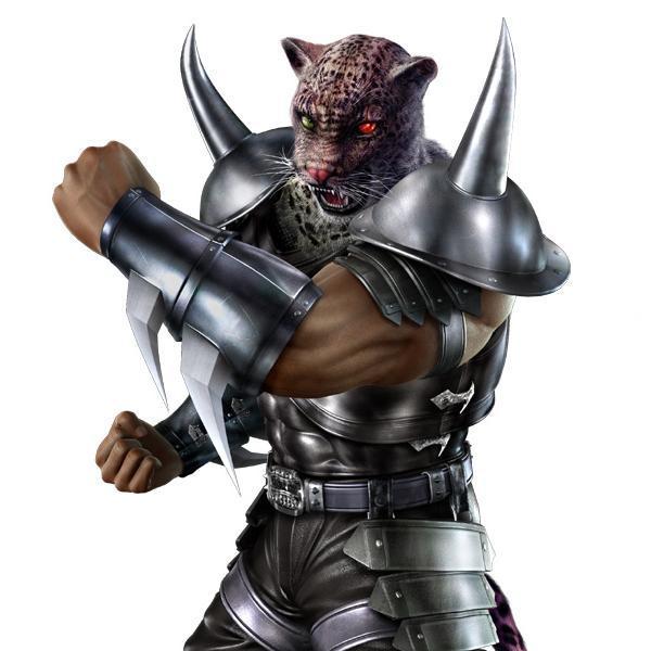 Rival Question: King I or Armor King? - Tekken - Fanpop