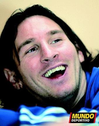 Messi looks better with Poll Results Lionel Andres